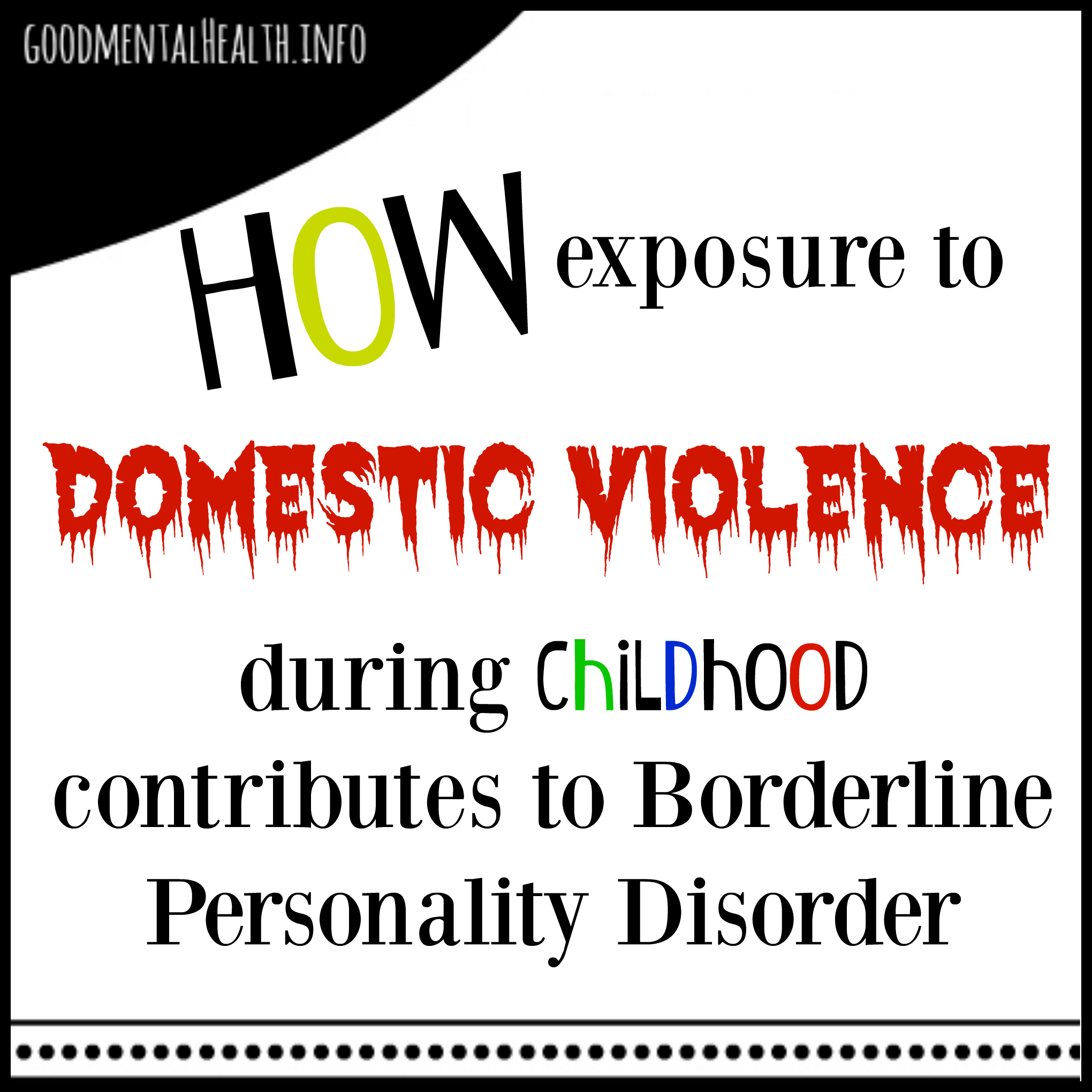 taking a look at borderline personality disorder A diagnosis of borderline personality disorder (bpd) may seem devastating there's a lot of confusion about what bpd really means and how it's actually treated.