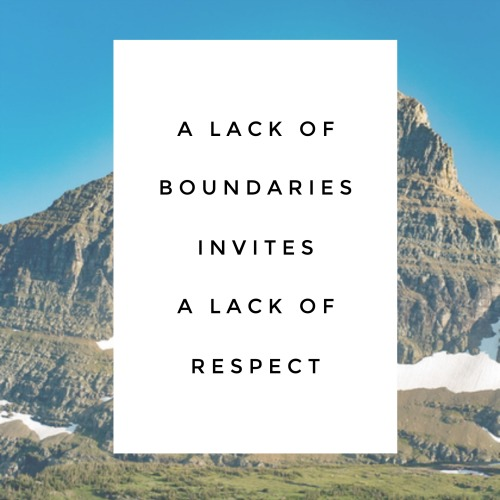 How to Create and Maintain Healthy Boundaries